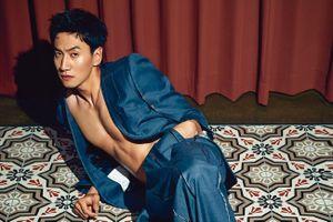 Ngỡ ngàng trước sự thay đổi phong cách thời trang của Lee Kwang Soo