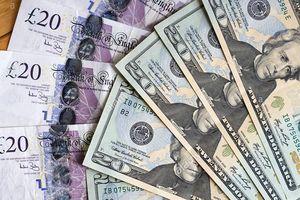 Tỷ giá ngoại tệ 4.5: Áp lực dồn nén, USD rớt giá, bảng Anh tăng vọt