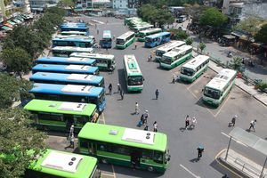 Cần điều tra xã hội học về hoạt động xe buýt