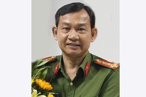 Bổ nhiệm chức danh Thủ trưởng Cơ quan cảnh sát điều tra Công an TP.HCM