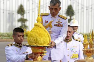 Quốc vương Thái Lan Maha Vajiralongkorn chính thức đăng quang