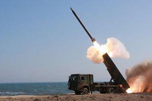 Hàn Quốc xác định vật thể Triều Tiên phóng ra không phải tên lửa đạn đạo
