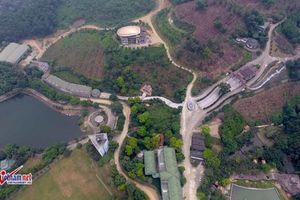 Hà Nội: Đề nghị làm rõ công trình 'khủng' xây trên đất rừng Thạch Thất