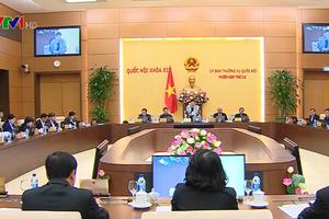 Thủ tướng phân công chuẩn bị Phiên họp thứ 34 của Ủy ban Thường vụ Quốc hội