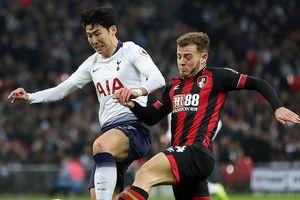 Bournemouth đấu Tottenham: Gà trống đá chung kết tốp 4