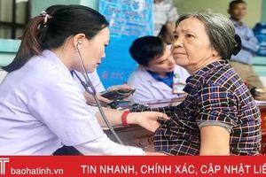 500 người nghèo, đối tượng chính sách được khám, cấp phát thuốc miễn phí