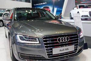 Triệu hồi khẩn cấp gần 200 xe Audi tại Việt Nam có nguy cơ rò rỉ nhiên liệu