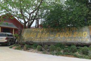 Có hay không việc xây dựng trên đất rừng ở huyện Thạch Thất?