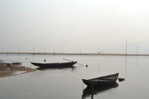 Đà Nẵng: Cửa sông Cu Đê 'kêu cứu' vì cát bồi lấp