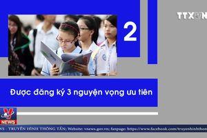 Tuyển sinh lớp 10 ở TP Hồ Chí Minh có gì mới?