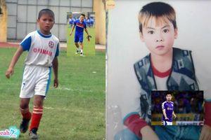 Cười sái quai hàm hình ảnh thời chưa dậy thì của các cầu thủ Việt Nam, bá đạo nhất là Duy Mạnh