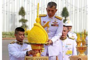 Nhà vua Thái Lan Maha Vajiralongkorn chính thức lên ngôi