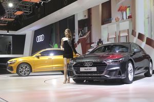 Audi triệu hồi hơn 100 xe A7, A8, Q7 tại Việt Nam