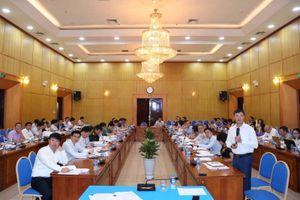 Họp Ban Soạn thảo, Tổ Biên tập dự án Luật PPP
