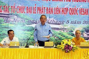 Nhiều nguyên thủ quốc gia tham dự Đại lễ Phật đản (Vesak) tại Việt Nam