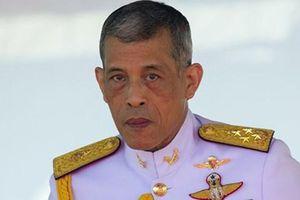 Nhà Vua Thái Lan làm các nghi thức cuối cùng trước lễ đăng quang