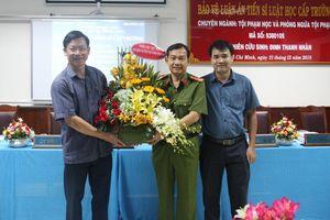 Ai là người thay thế Thiếu tướng Phan Anh Minh?