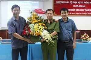 Thiếu tướng Phan Anh Minh về hưu, đại tá Đinh Thanh Nhàn thay thế vị trí Thủ trưởng Cơ quan CSĐT Công an Tp. HCM