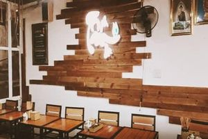 Không gian ẩm thực hấp dẫn tại nhà hàng chay giữa lòng thủ đô