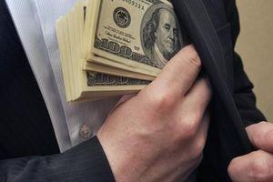 Phiếu nhận tiền ký khống và hành vi chiếm đoạt tiền xây trụ sở cơ quan