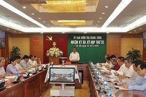 Ủy ban Kiểm tra Trung ương: Nhiều lãnh đạo Bộ GTVT và nguyên Phó Thủ tướng Vũ Văn Ninh vi phạm tới mức phải xem xét kỷ luật