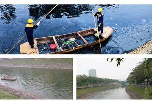 Làm sạch sông Tô Lịch bằng công nghệ Nhật: Chỉ tạm thời, căn cơ phải xử lý nguồn thải