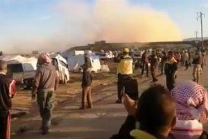 Nóng: Quân đội Syria tấn công đài quan sát Thổ Nhĩ Kỳ?