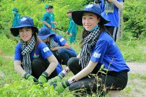 Đa dạng hóa hoạt động tình nguyện hè