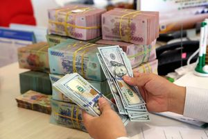 Giá USD tự do lao dốc, thấp hơn ngân hàng