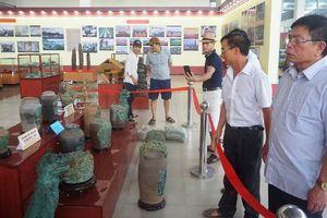 Gần 10.000 hiện vật trưng bày tại triển lãm 'Thanh Hóa xưa và nay'