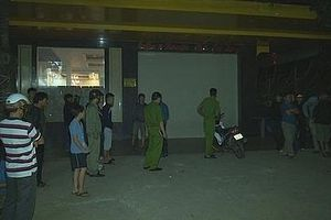 Cán bộ huyện đâm chết đồng nghiệp vì mâu thuẫn khi hát karaoke