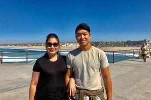 Sao Việt ngày 4/5: Con trai nghệ sĩ Hồng Vân đỗ vào trường điện ảnh Top 5 ở Mỹ