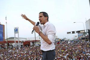 Juan Guaido thừa nhận thất bại và chấp nhận can thiệp quân sự từ nước ngoài