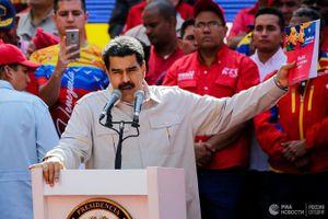 Tổng thống Maduro kêu gọi quân đội sẵn sàng đối phó 'sự xâm lược của Hoa Kỳ'