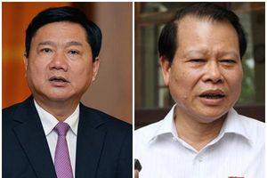 Ủy ban Kiểm tra Trung ương đề nghị xem xét kỷ luật ông Đinh La Thăng, Vũ Văn Ninh
