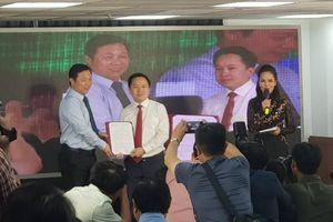 Khai trương Trung tâm báo chí đầu tiên tại TP. Hồ Chí Minh