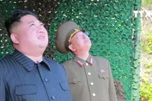 Triều Tiên thử nghiệm khả năng chiến đấu của các vũ khí
