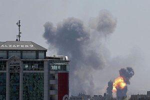 Bị tấn công 200 mục tiêu ở Gaza, chiến binh Palestine đáp trả 430 tên lửa trong 24 giờ