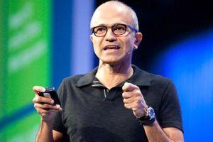 CEO Microsoft: Thật 'ghê tởm' nếu ăn mừng khi công ty đạt giá trị 1.000 tỷ USD