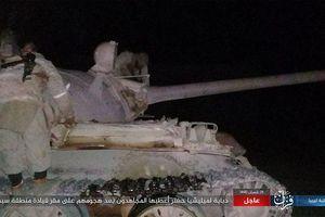 IS bất ngờ tấn công Quân đội Quốc gia (LNA)