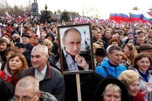 Nghị sỹ Duma ở Crimea: 'Người Ukraine sẽ mãi là anh em với nhân dân Nga'