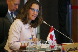 Canada phản đối điều luật siết chặt trừng phạt Cuba của Mỹ
