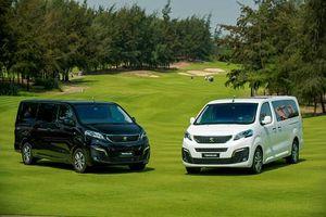 Xe gia đình Peugeot Traveller lắp ráp tại Việt Nam, giá từ 1,699 tỉ đồng