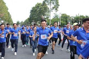 Cùng Sacombank chạy vì sức khỏe cộng đồng trên toàn quốc
