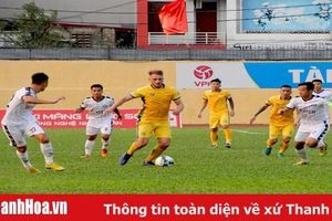Vòng 8 V.League 2019: Thanh Hóa - Quảng Nam - Đội bóng xứ Thanh có giành được 3 điểm ?
