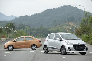 Xe giá rẻ Honda Brio so găng với KIA Morning và Hyundai i10