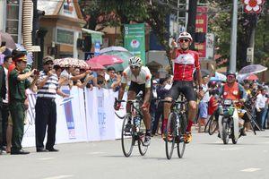 Javies Sada Peret giành hạng nhất chặng đua xe đạp Sơn La – Điện Biên