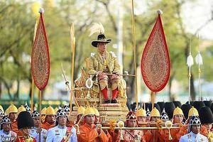 Quốc vương Thái Lan kêu gọi người dân đoàn kết sau khi đăng quang