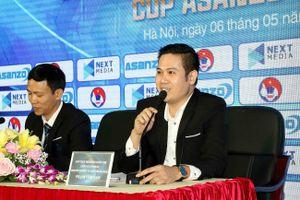 Bầu Tam hứa thưởng tivi 'cây nhà lá vườn' cho đội vô địch giải hạng Nhì
