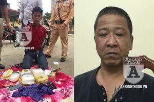 Công an Hà Nội triệt phá đường dây buôn bán ma túy xuyên biên giới